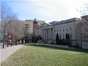 Montgomery County Courthouse Historic District