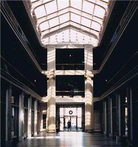Monticello Arcade