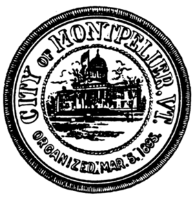 Official seal of Montpelier, Vermont