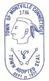 Official seal of Montville, Connecticut