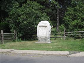 Fort Crevier Monument