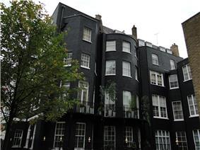Curzon Square, Mayfair, London