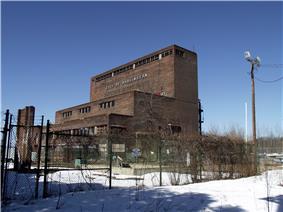 Moran Municipal Generation Station