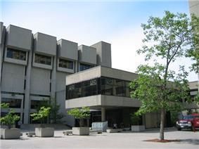 Morisset Hall at the University of Ottawa
