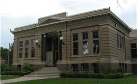 Morris Carnegie Library
