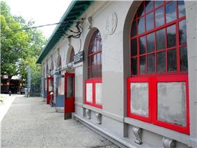 Morris Park Station