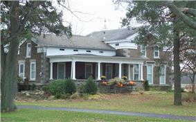 Morse Cobblestone Farmhouse