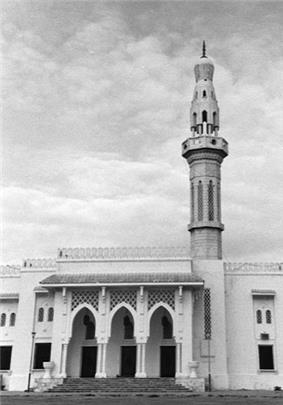 Mosque of Islamic Solidarity‏