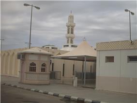 Masjid Miqat al-Juhfah, Wadi Rabigh, Saudi Arabia