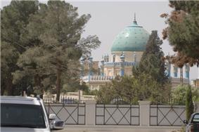 Mausoleum of Ahmad Shah Durrani