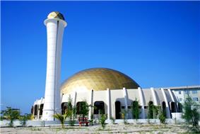 Mosque of Hulhumalé