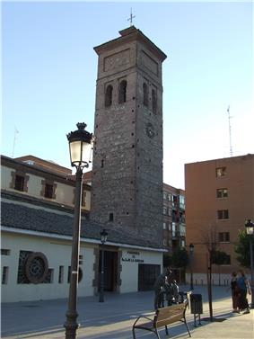 Church of the Assumption, Móstoles' oldest building