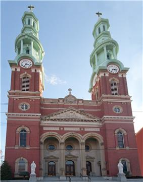 Mother of God Roman Catholic Church