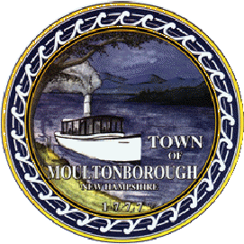 Official seal of Moultonborough, New Hampshire