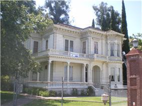 Mount Pleasant House