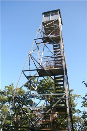 Mount Tremper Fire Observation Station