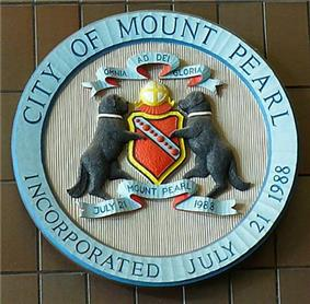 Official seal of Mount Pearl