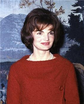 Portrait Of Jaqueline Kennedy