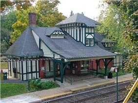 Mt. Airy Station