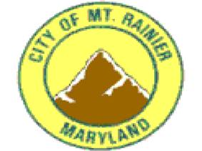 Official seal of Mount Rainier, Maryland
