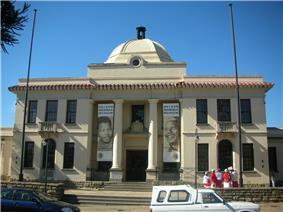 The Nelson Mandela Museum in Mthatha