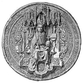 Emperor Frederick III's seal