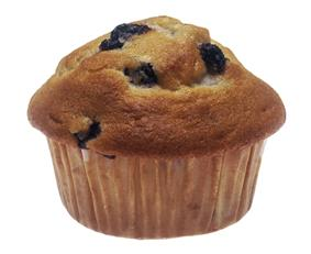 The blueberry muffin, one of Minnesota's state foods
