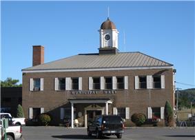 Herkimer Municipal Hall, September 2009