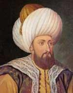 Portrait of Murad II by John Young