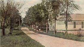 Main Street in 1907