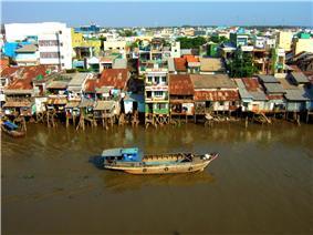 Mỹ Tho, Mekong Delta, Vietnam