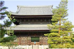 Myōshin-ji's butsuden