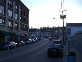 Mystic River Historic District