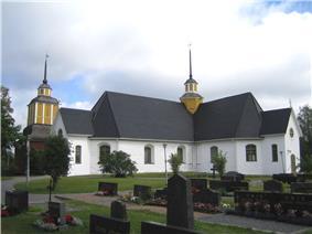 Närpes Church