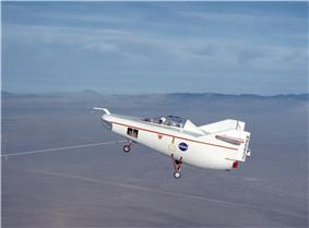 NASA M2–F1 Lifting body