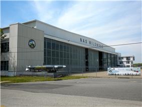 Hangar No. 1-United States Naval Air Station Wildwood