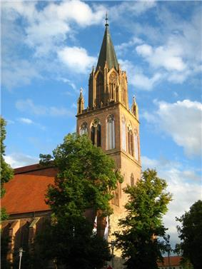 St. Mary's Church (used for concerts)