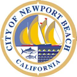 Official seal of Newport Beach, California
