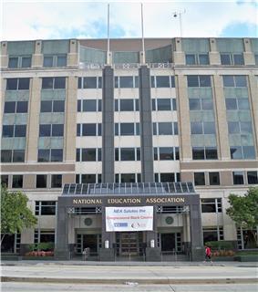 NEA headquarters in Washington, DC