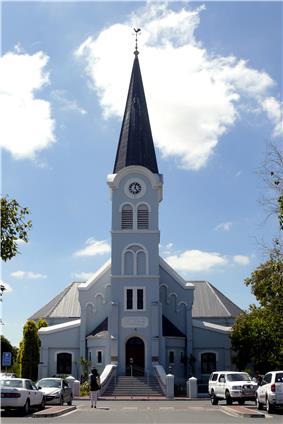 Dutch Reformed Church, Kuilsrivier