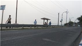 National Highway - 117 (Diamond Harbour Road)