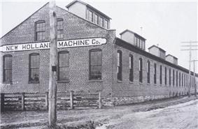 New Holland Machine Company