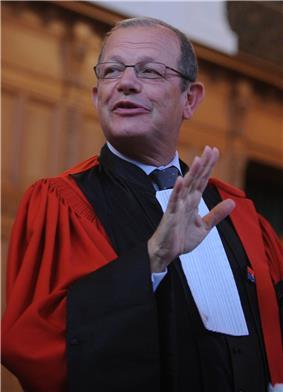Professor Alain Pellet