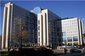 NIS building