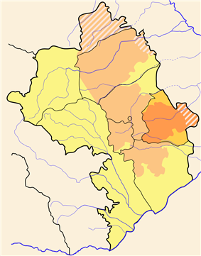 Location of Martuni