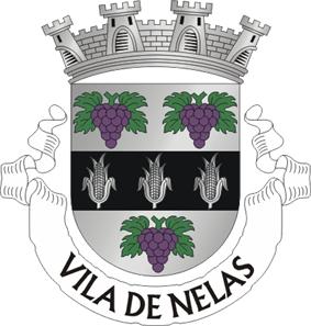Coat of arms of Nelas