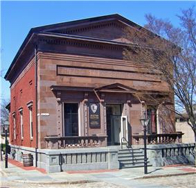 Old Third District Courthouse