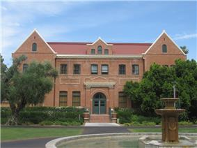 Administration/Science Building