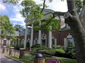 Sunshine Cottage Administration Building