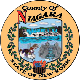 Seal of Niagara County, New York
